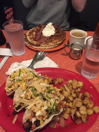 The Friendly Toast: Breakfast tacos