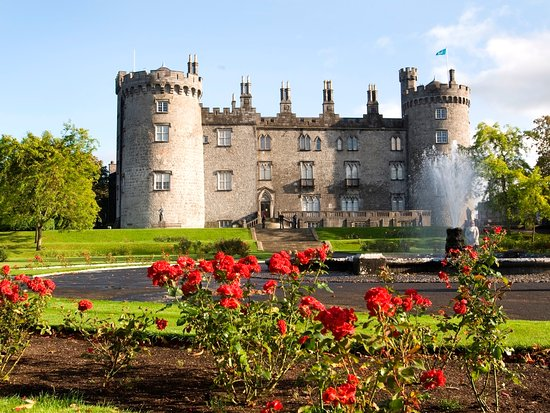 Ireland's Ancient East, Irland: Kilkenny Castle, Co. Kilkenny