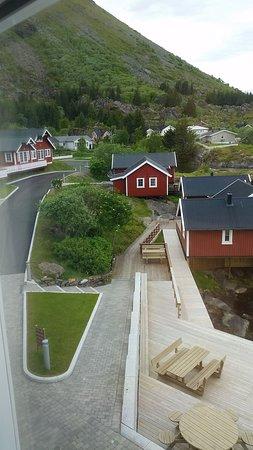 Bilde fra Lovund Hotell