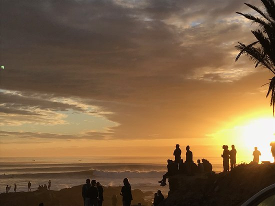 Surf Soul Adventure: We are in love with those Moroccan Sunsets