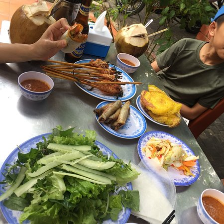 Set meal - rice Paper wrap bbq on sticks - Bale Well