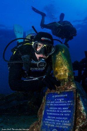 Enix, Spain: podrás ver a Ntra Señora la Virgen del Mar