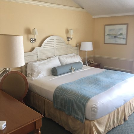 Anchor In Hotel in Hyannis.  A few photos of most recent stay, just as beautiful in June as it w