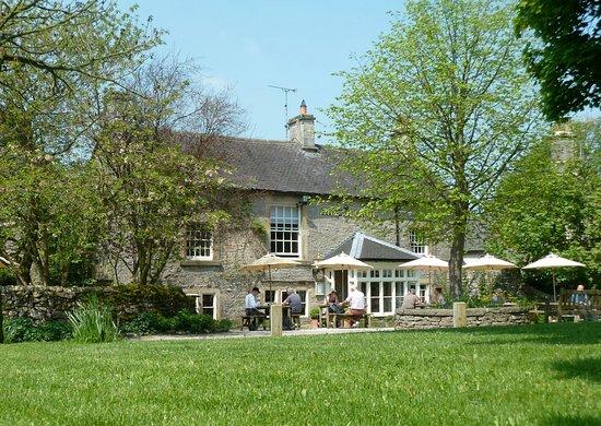 Alstonefield, UK: The George