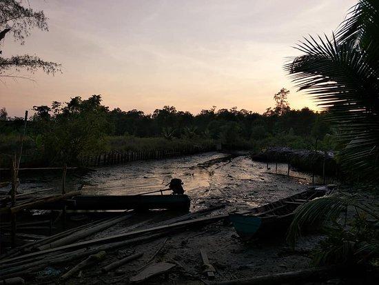 Ream, Cambodia: KOH THMEI ISLAND