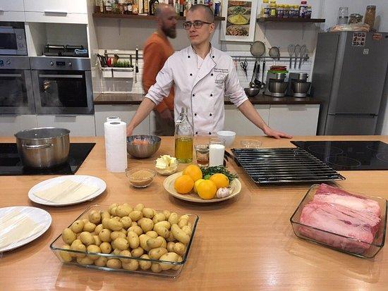 Culinary Studio Live Tasty