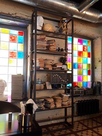 Landau Cafe: Интерьер