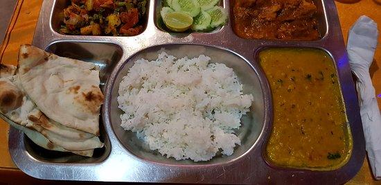 Taj Mahal Restaurant: The best Indian food