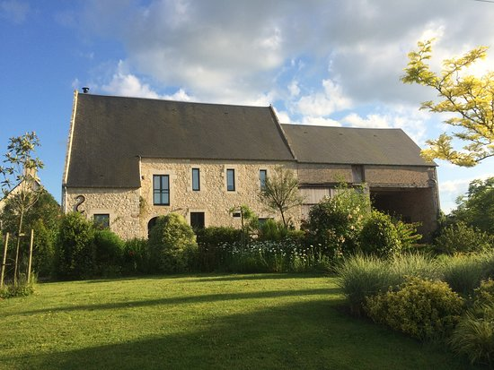 Isigny-sur-Mer, France : The barn conversion