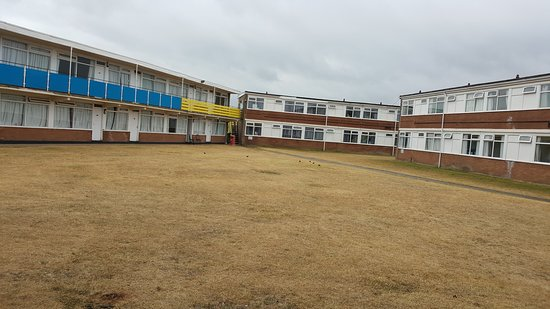 Pontins Southport Holiday Park: Like being in a prisoner camp