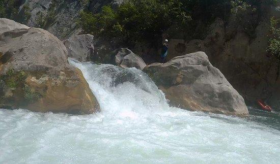Zlatna Rijeka: Cascade WW4