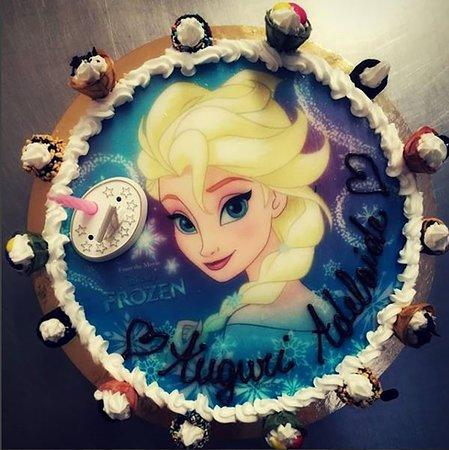 Torte Gelato Gelateria Sombrero