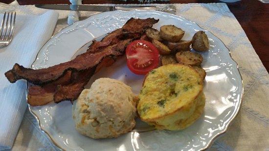 Marietta, Pensylwania: Morning Breakfast