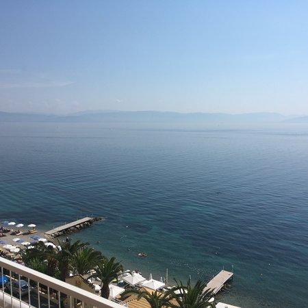Primasol Louis Ionian Sun : Жили на шестом этаже,вид сказка