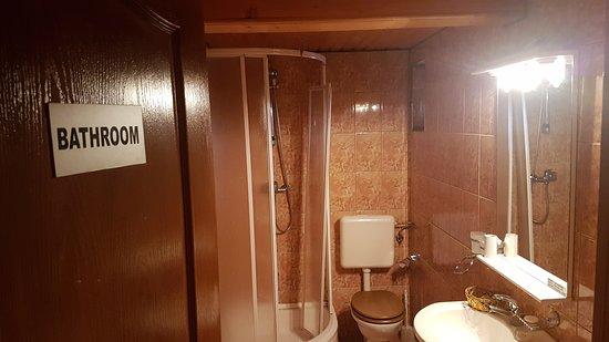 Cisnadioara, Rumänien: Bathroom