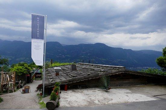 Cermes, Italia: Authentischer Berggasthof