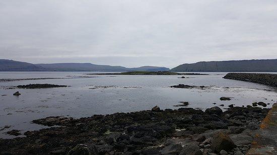 Kirkjubour, Faroe Islands: lovely beach...