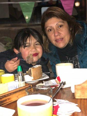 Rucamanqui Cafeteria y Teteria Resmi