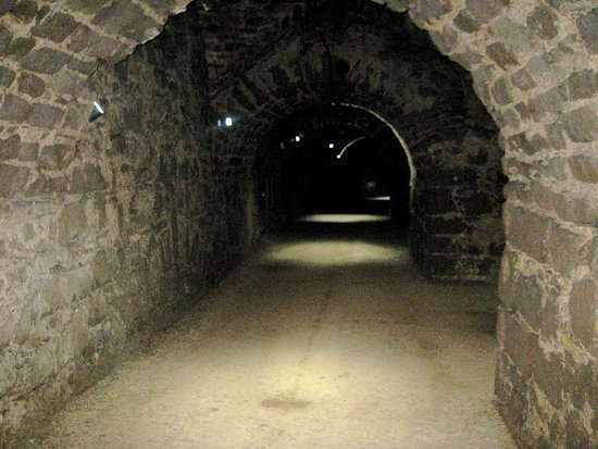 Kasematten von Schloss Friedenstein