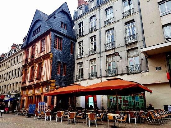 Restaurant Café Cult\' - Terrasse - Picture of Cafe Cult\', Nantes ...