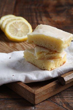 Espumita de limón
