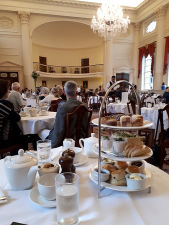 The Pump Room Restaurant: Afternoon Tea with Music
