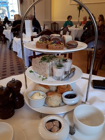 The Pump Room Restaurant: Afternoon Tea for Two