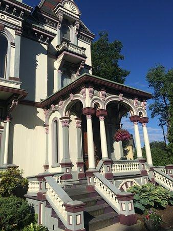 Batcheller Mansion Inn: Gilded Age History