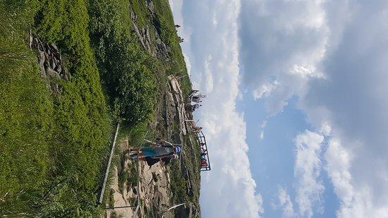Tarnica: pod szczytem Tarnicy