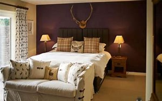 Biddenden, UK: One of the rooms we stayed in.