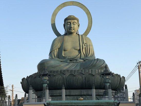 Takaoka Daibutsu Buddha