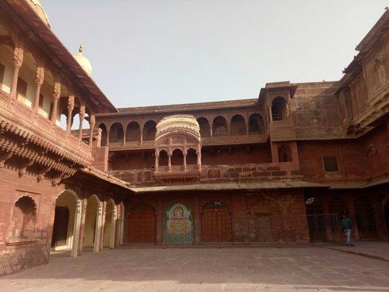 Pokaran fort rajasthan