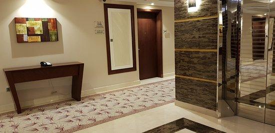 Corridor to my room