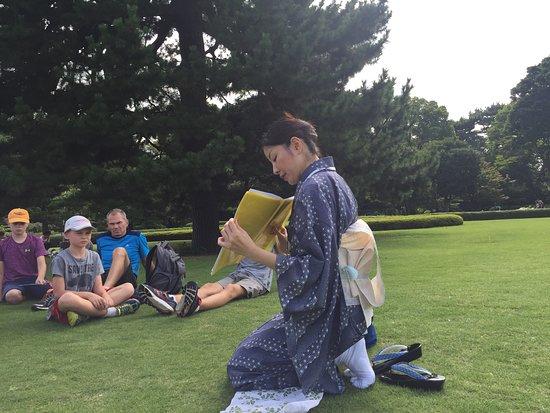 Tokyo Free Walking Tour