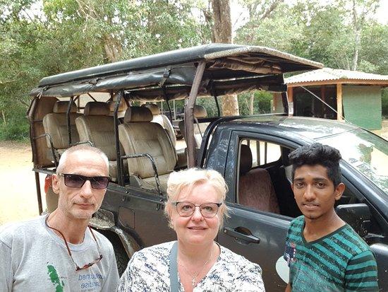 Wilpattu National Park, Σρι Λάνκα: 20180612_135104_large.jpg