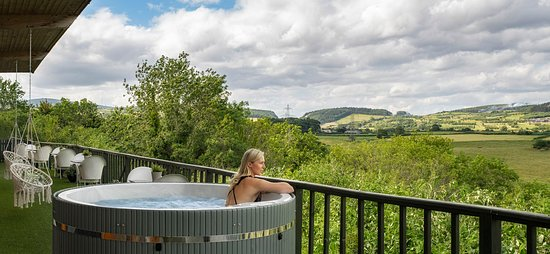Enniskerry, Ireland: Rainforest prides itself on offering premium treatments in a unique cliffside setting.