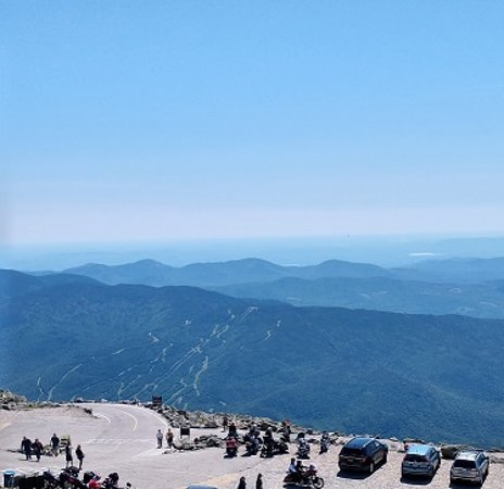 Bretton Woods, NH: Great views!!