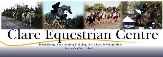 Doora, Ireland: Clare Equestrian Centre