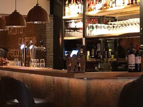 Gachita: De bar