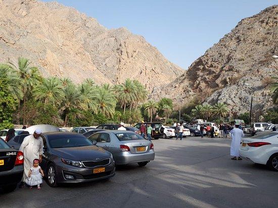 Nakhl, Oman: Al Thowarah Hot Springs Nakhal Oman
