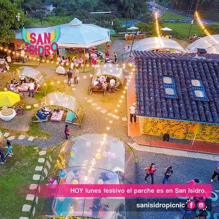 San Isidro Picnic-Gastro
