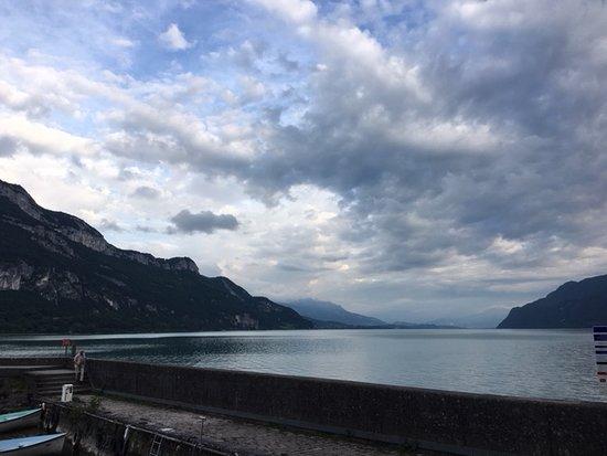 Chindrieux, Francja: Le Lac du bourget