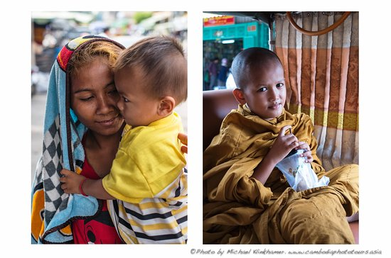 Cambodia Photo Tours: July 2018 Photo Exhibition Cambodia by Michael Klinkhamer at Meta House in Phnom Penh.