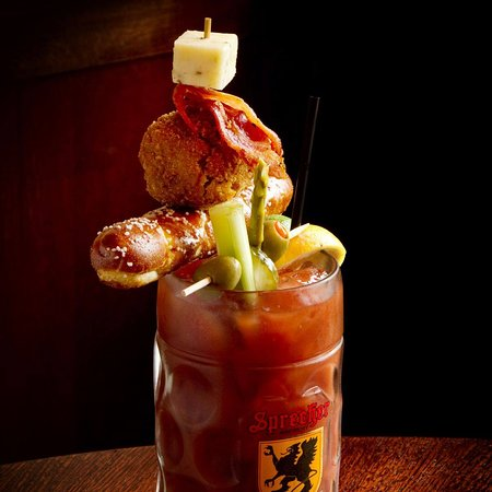 Watertown, WI: BAM! Bloody Mary
