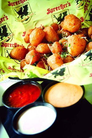 Watertown, WI: Cheese Curds