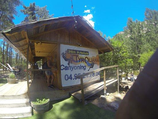 A Tyroliana: l'accueil