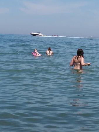 Presque Isle State Park Beach 10 Blue Water As Far You