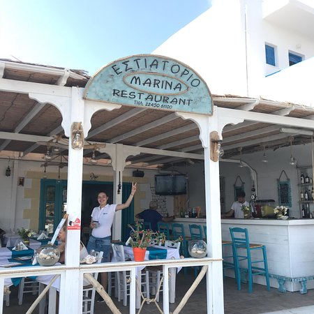 Marina's Restaurant ภาพถ่าย