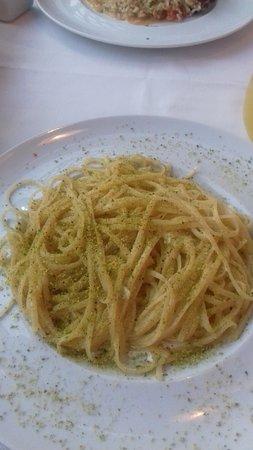 Malvasia: Lemon & cream linguine