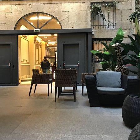 Hotel catalonia puerta del sol restaurant madrid centro fotos n mero de tel fono y - Hotel catalonia madrid puerta del sol ...